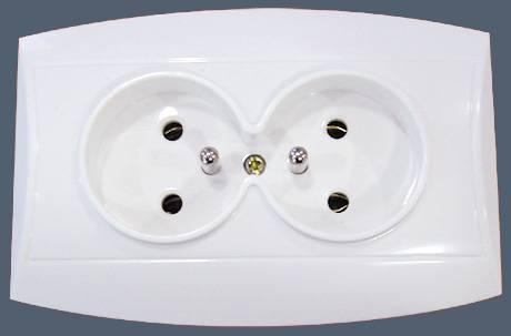 Supply French Style Socket (SR-2812)