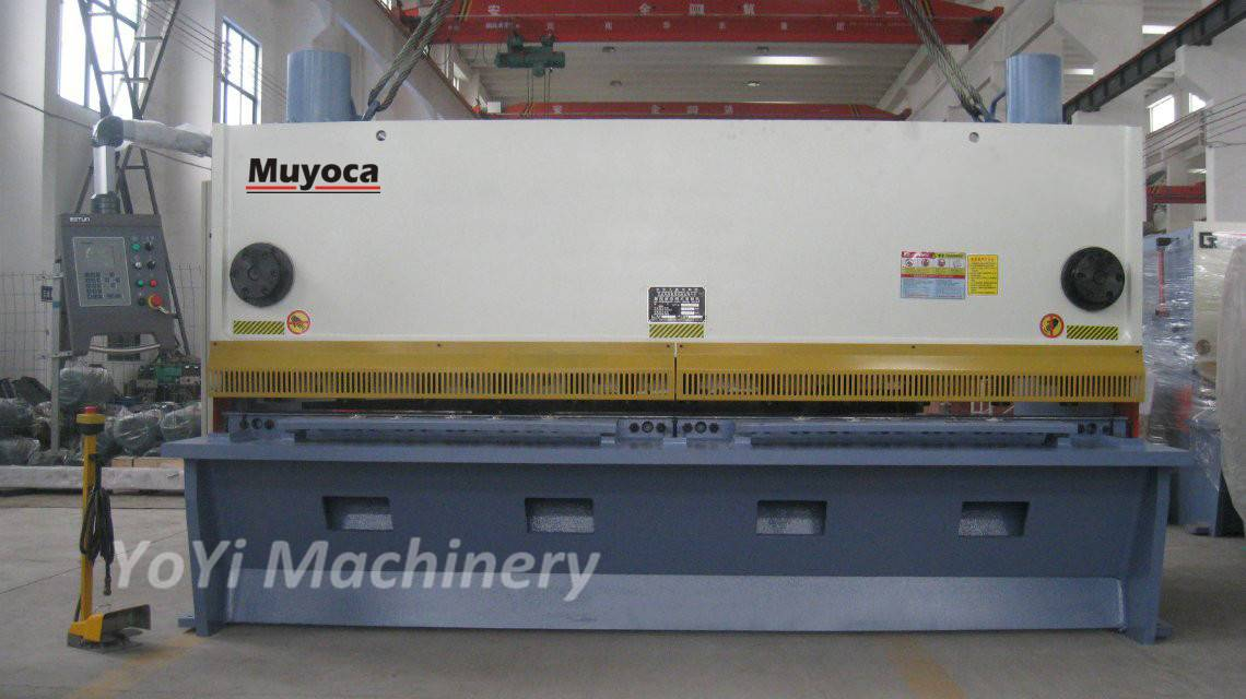 QC11K-6x3200 cnc hydraulic guillotine shears