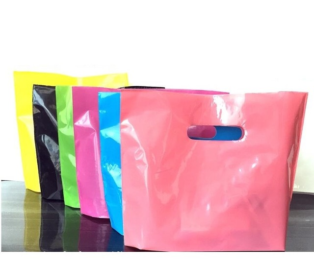 Plastic Shopping Bags, Garbage Bags Available