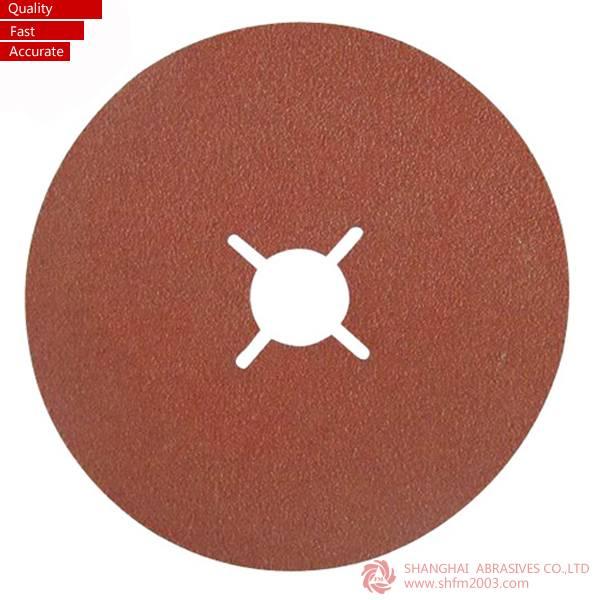 KK731X Aluminum Oxide Resin Fiber Discs