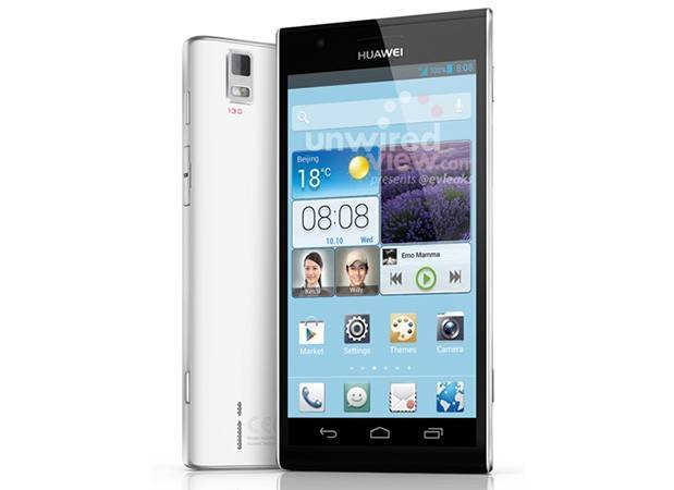 HUAWEI Ascend P2 Smartphone CellPhone Smart Phone