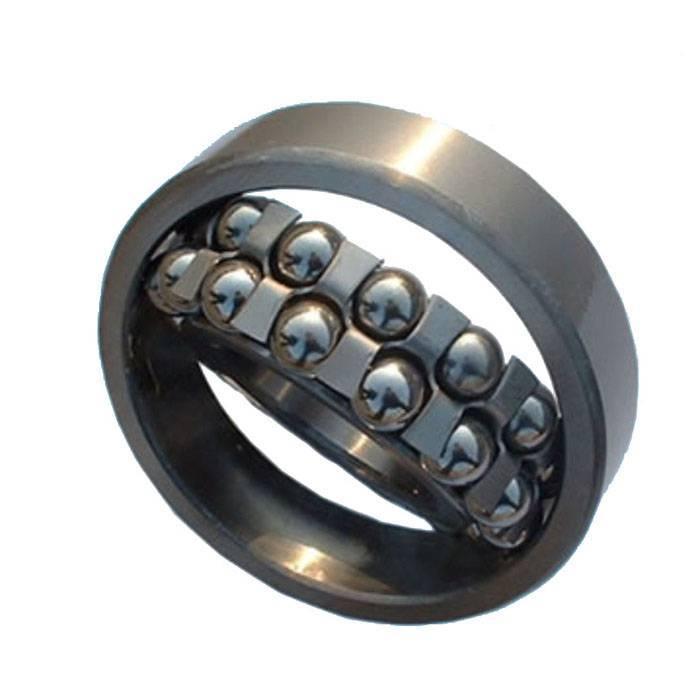 Aligning ball bearings