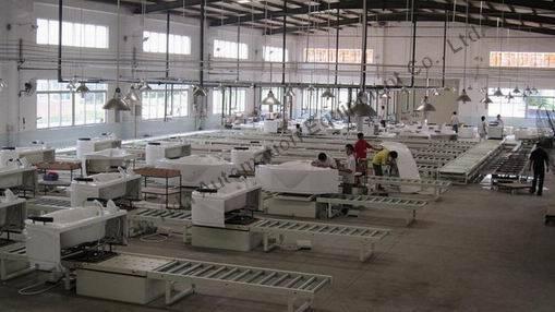 Bathroom Equipment/Bath Machine/Production Line