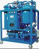 Turbine oil purification plant series TY