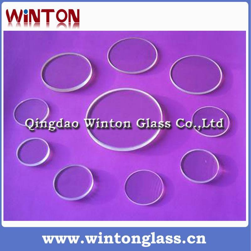 Winton Glass Circular/Sight Glass/Glass Disc/Glass Dick