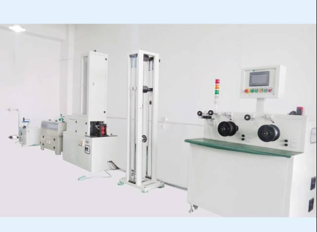 Automatic PV Ribbon High-speed Tinning Machine TS80