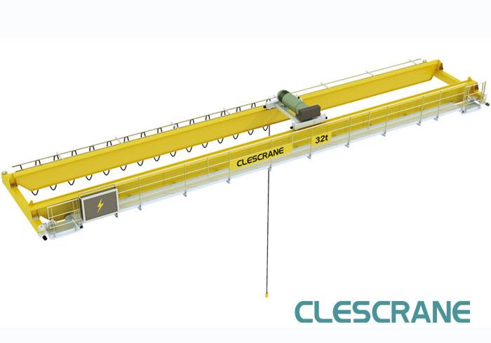 LHC Series 5~32ton China double beam bridge overhead crane 5-32t $1000-$8000