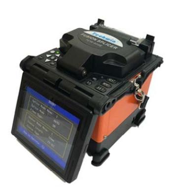 fiber optic fusion splicer TCW-605E