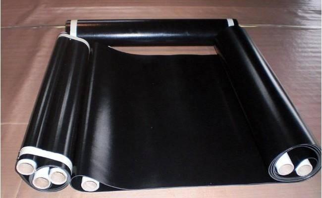 PTFE coated seamless fusing machine belt