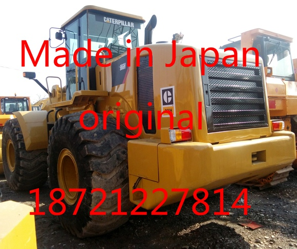 the most popular used caterpillar wheel loader966h for sale