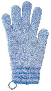 Japan Wash Glove for Baby's Bathing --- Papa Blue --- Wholesale