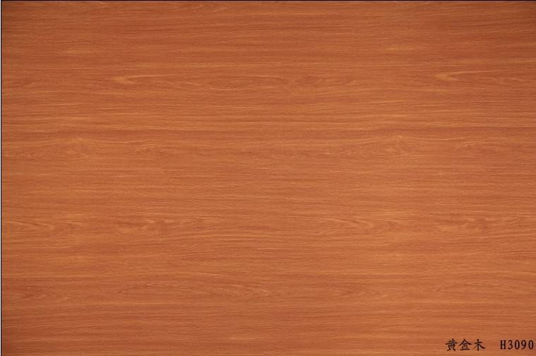 wood grain decorative paper for floor and furniture surface
