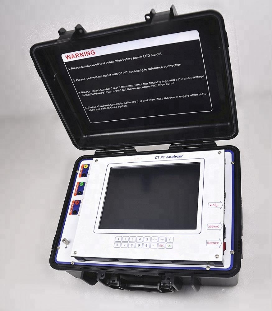 Cheap Price Multifunctional Protable JSCP-405 Automatic Variable-Frequency CT/ PT Test Analyzer
