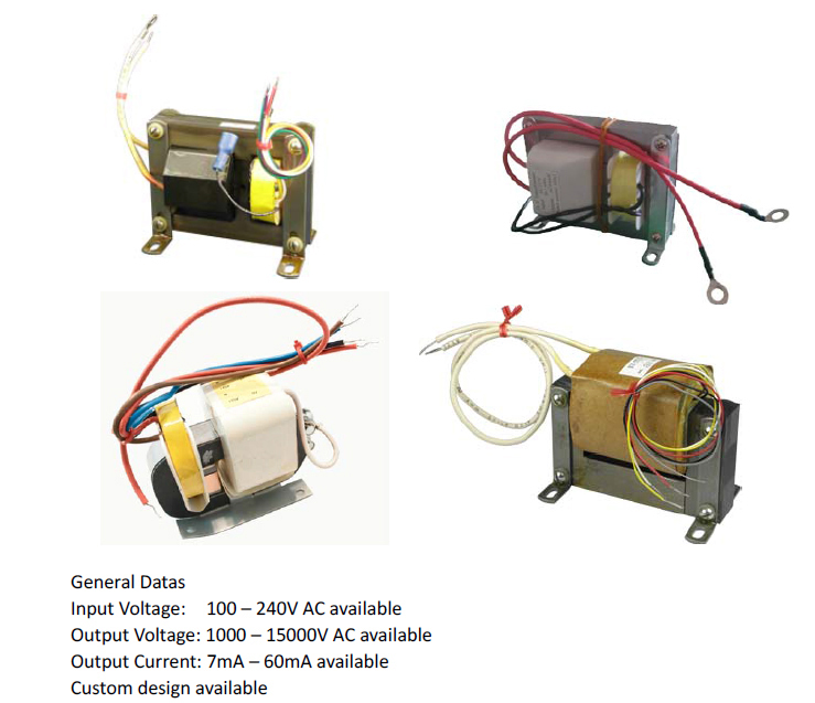 Core & Coil transformer