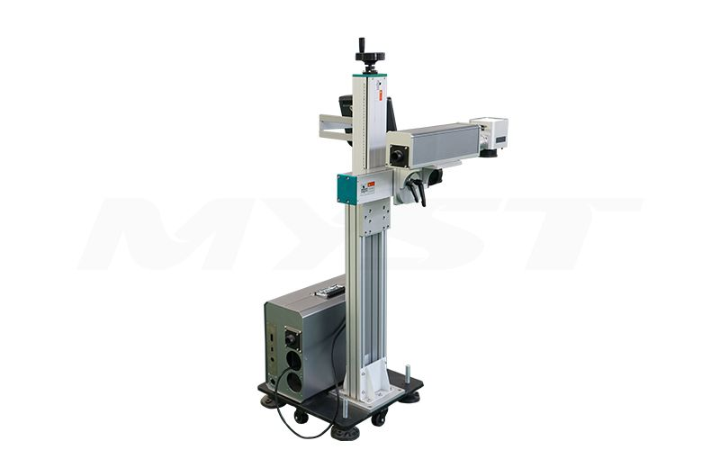 Flying Fiber Laser Marking Machineprofessional laser marking machine laser marking machine