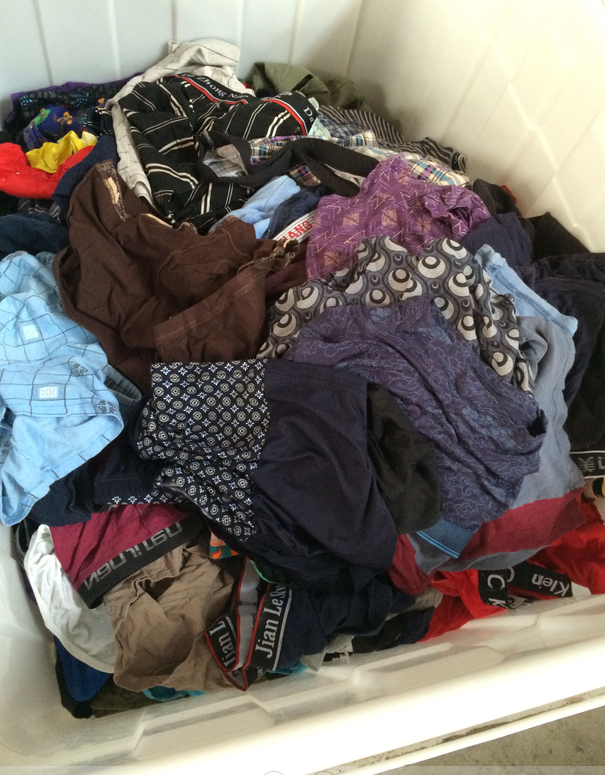 used summer clothes
