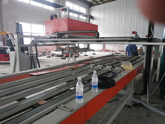 selling mgo board magnesium oxide board production line machinery