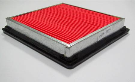 16546-41b00 Red Panel Metal Auto Filter for Nissan