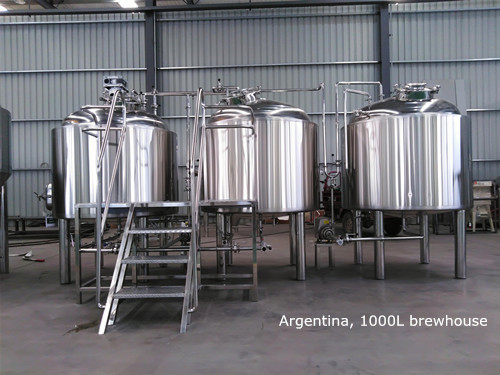 1000l Micro Beer Brewery Equipment/Brewing Equipment