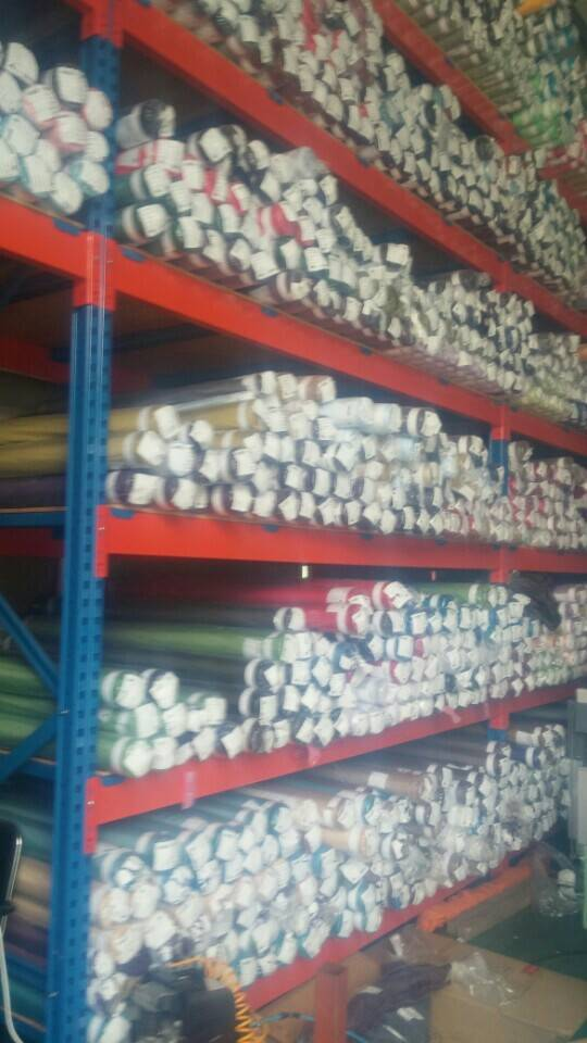 Stocklots of Textiles & Fabrics