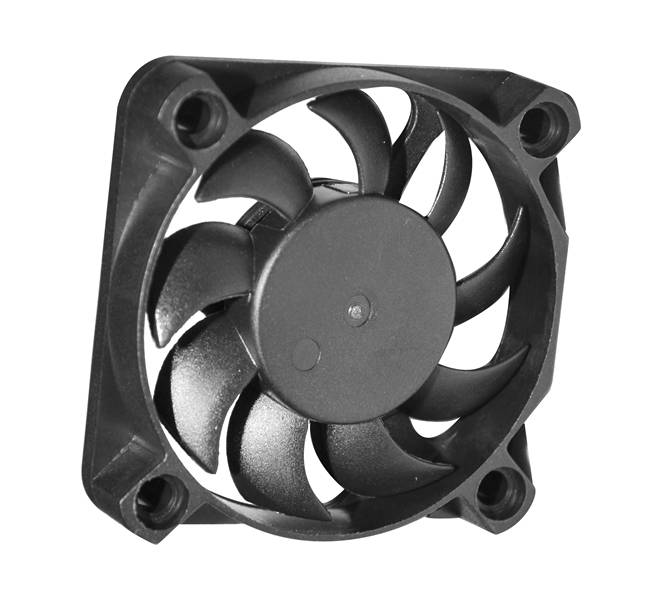 505010mm Customized DC Axial Fan FDB(S)5010-B 5/12/24V Two ball & Sleeve Bearing Cooling Fan