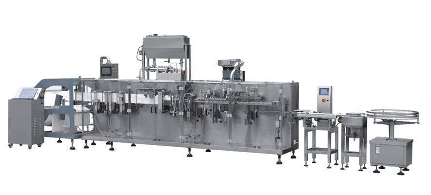 Velotus-HFFS-TSPT Packing machine