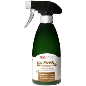 Ecofresh Sick House Syndrome removal spray, deodorant