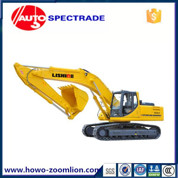 35 ton excavator China Lishide SC360.8 low price