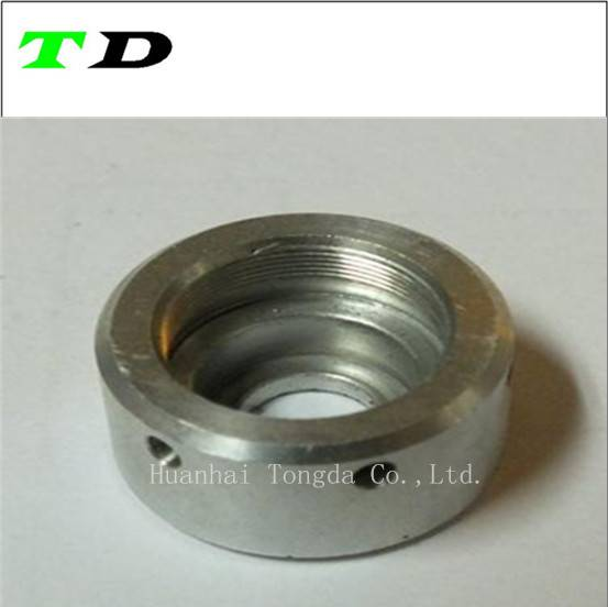Precision CNC carbon steel turning part