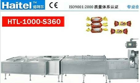 Chocolate Double Kink Automatic Packaging Machinery