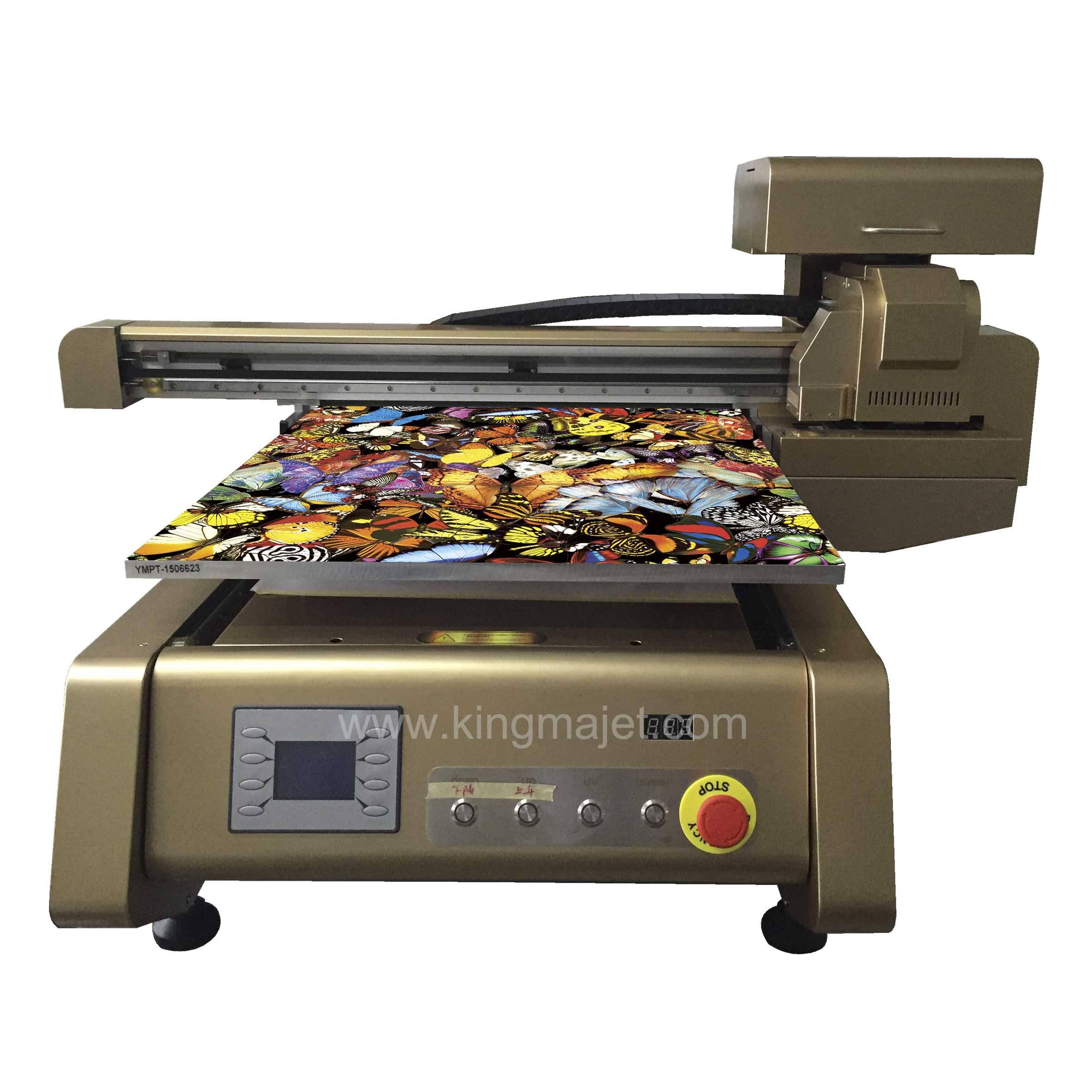 Weihang MJ-UV0609 Inkjet UV Printer
