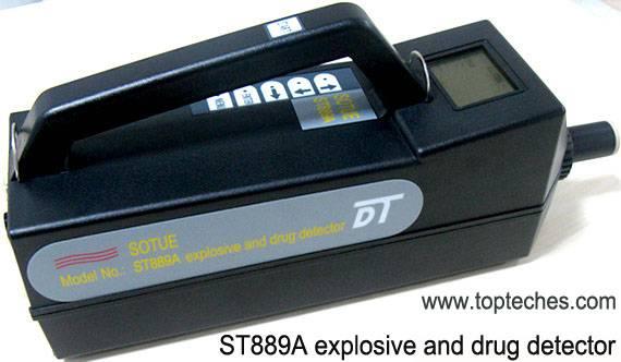 bomb detector explosive locator narcotics detector