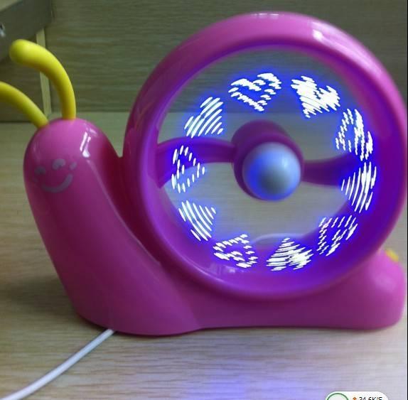Luminous Fan led fan