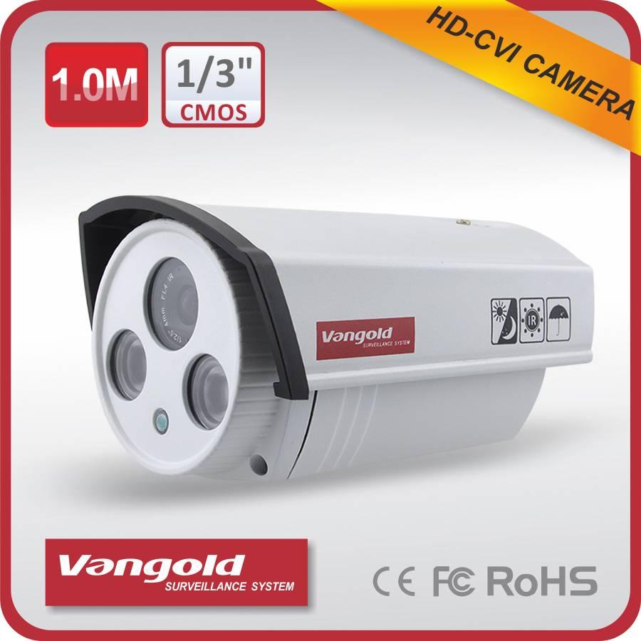 IR Array LEDs CVI Camera Waterproof IP66