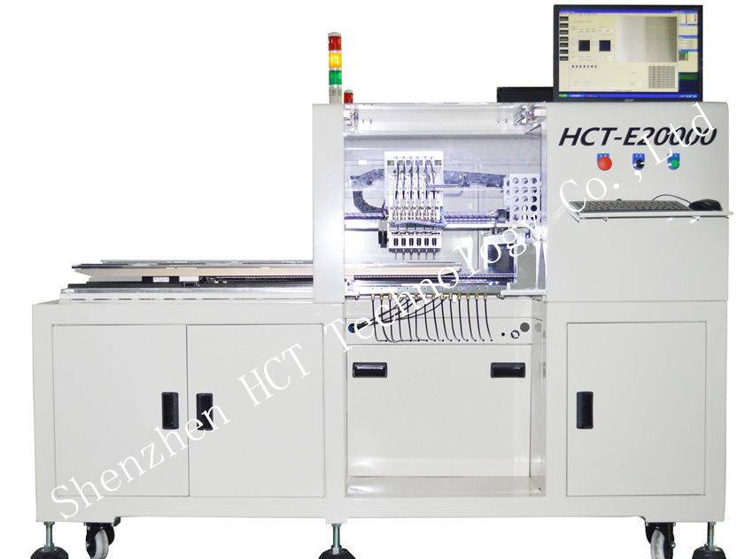 Excellent quality Semi-auto SMD Placement Machine for LED SMT Processing
