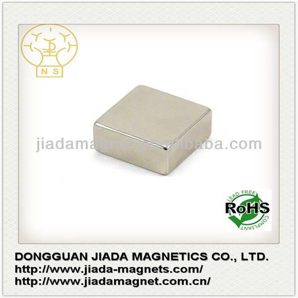 High Performance Rectangular Magnet/Neodymium Block Magnet