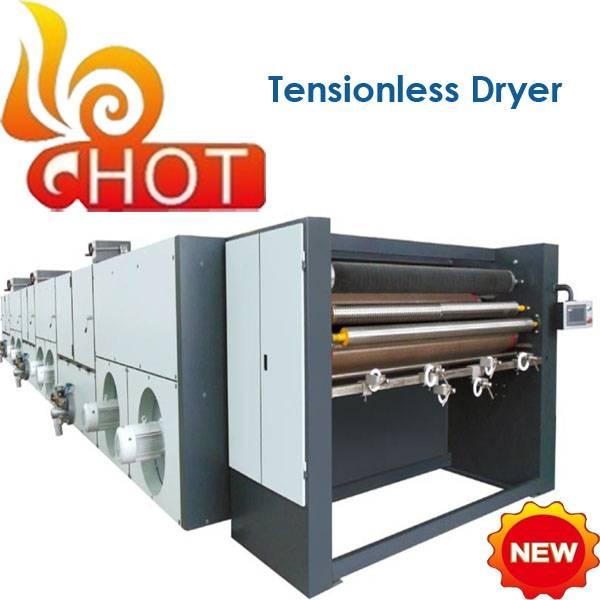 Sunwin Tumble Drying Machine for single pass dryer for fabirc dryer