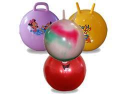 Kid's Hop Ball with cartoon printing 15 18 20