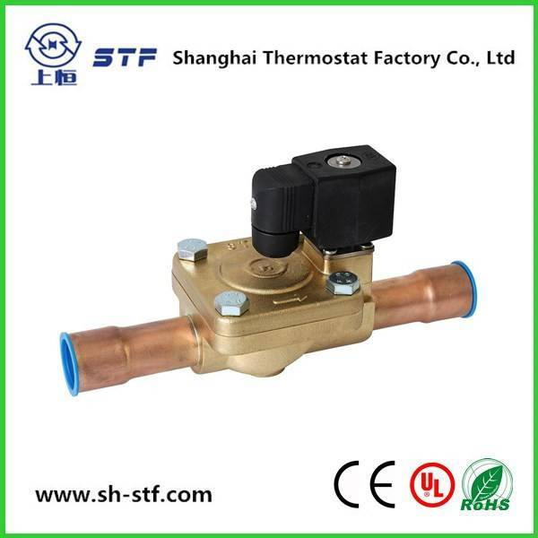 Air Conditioner Brass Solenoid Valve FDF