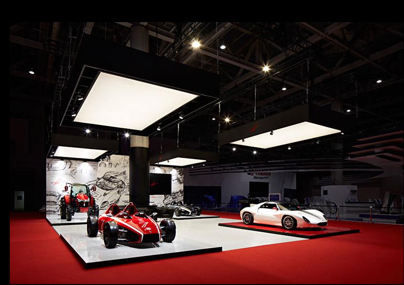 Booth design and Build IN China