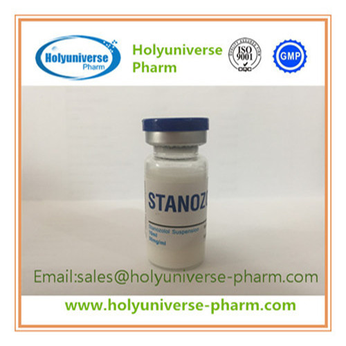 Medical Grade Oral Anabolic Steroid Water Based Winstrol/Stanozolol 50mg/ml Solution