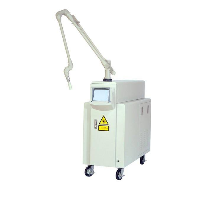 Q-switched Nd:YAG Laser System (Q7)