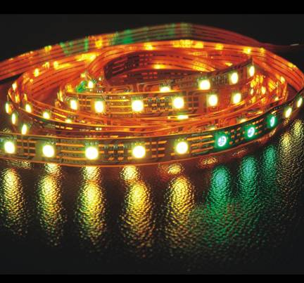 150LED SMD5050 7.2 Waterproof led strip