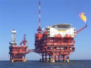 sell china natural gas compressor on sea drilling platform