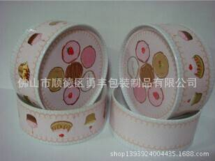 Supply cake packaging box