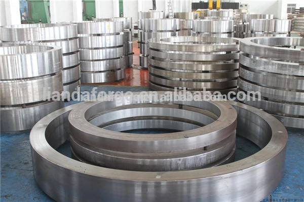 OEM Close Die Forged Rolled Ring