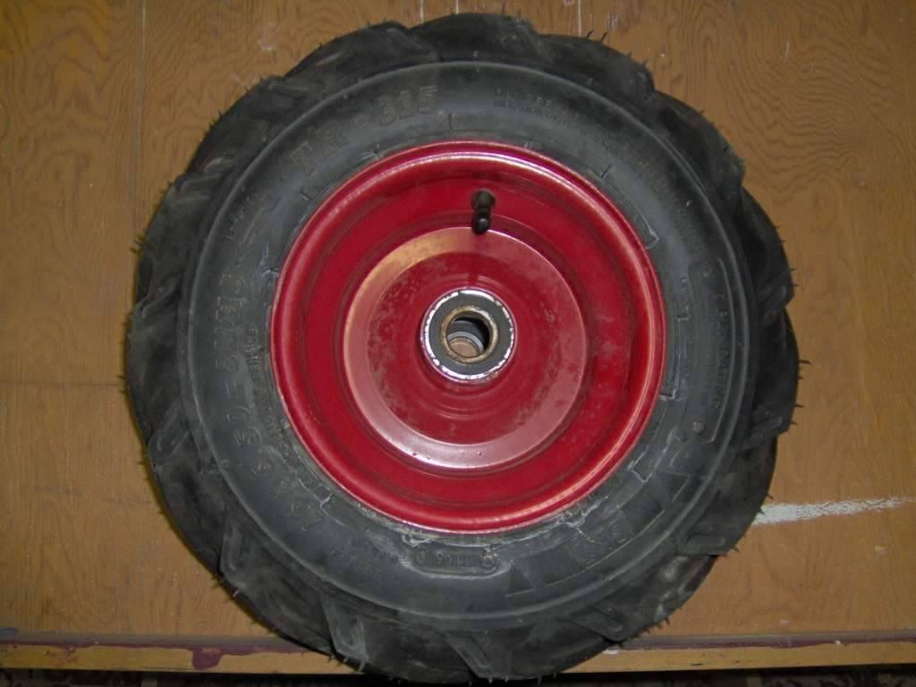 tubeless wheel
