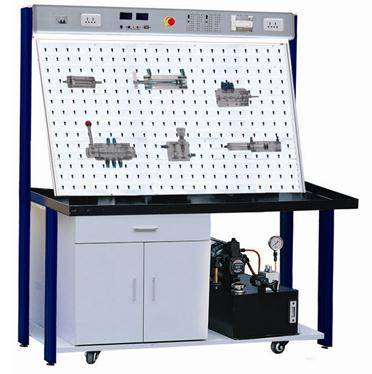 Sell ZM608TSDH Electrical,Hydraulic Control Technology Training Equipment(Transparent)