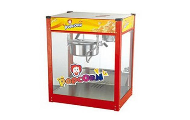 Sweet Popcorn Making Machine