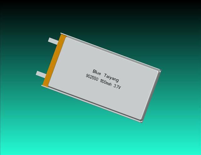 902550Li-ion battery